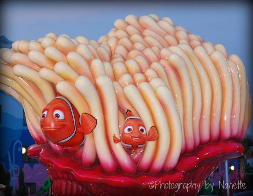 finding nemo art of animation resort