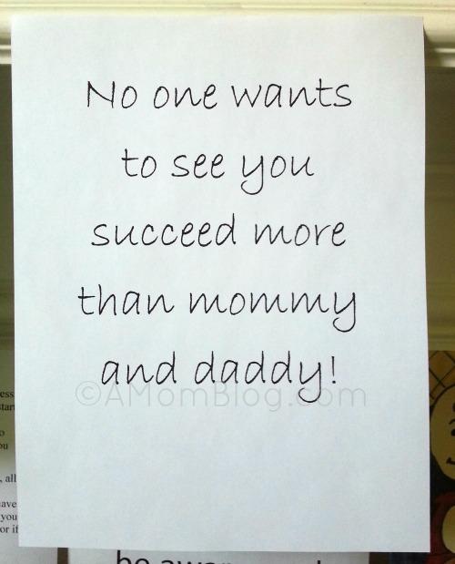 parents hopes