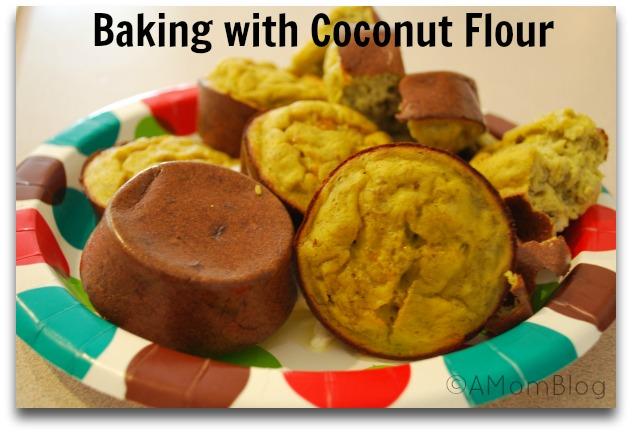 coconut flour muffins