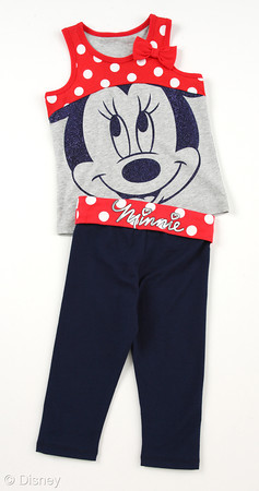 jumping beans capsule collection minnie top and bottoms