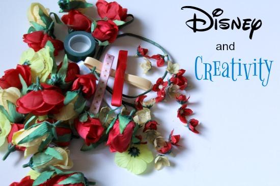 disney and creativity