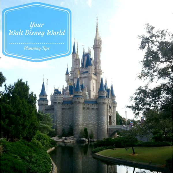 first wdw planning tips