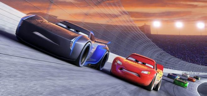 """CARS 3 free activity sheets and """"Rivalry"""" official trailer"""