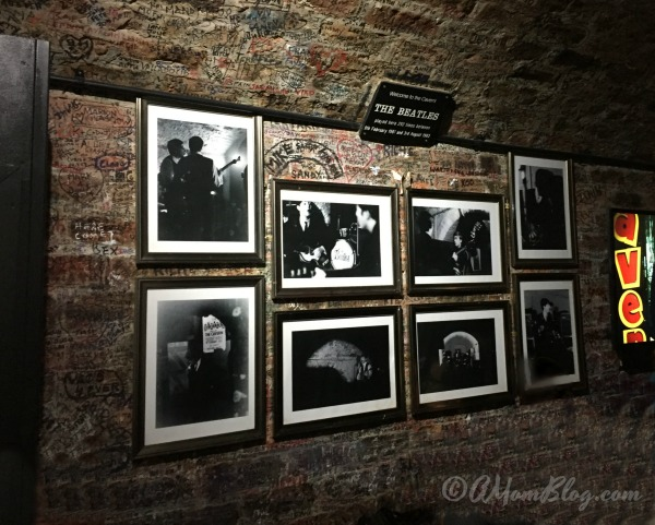 the cavern club beatles liverpool
