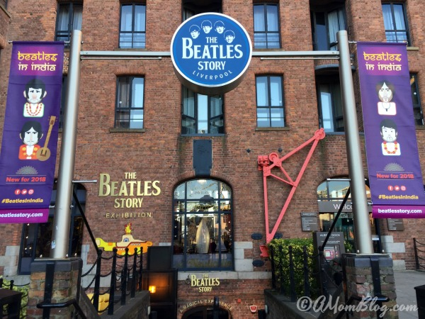 liverpool the beatles story