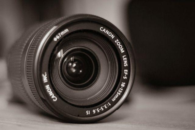 photo challenge circle - lens
